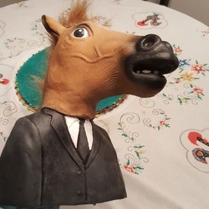 Other - Horse Mask hand puppet